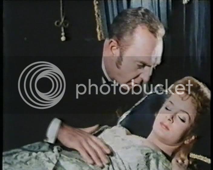 Margaretha drugged