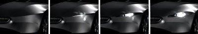 BMW's GINA winks its headlight