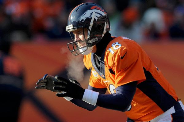 Like others before him, Manning finds security, success from a glove  CBSSports.com