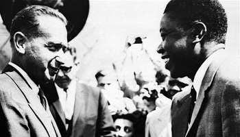 Congo-Zaïre : l'empire du crime permanent, La mort mystérieuse de Dag Hammarskjöld
