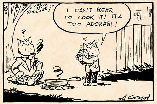 Laugh-Out-Loud Cats #1935 by Ape Lad