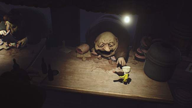 Download Game Little Nightmares Full Version
