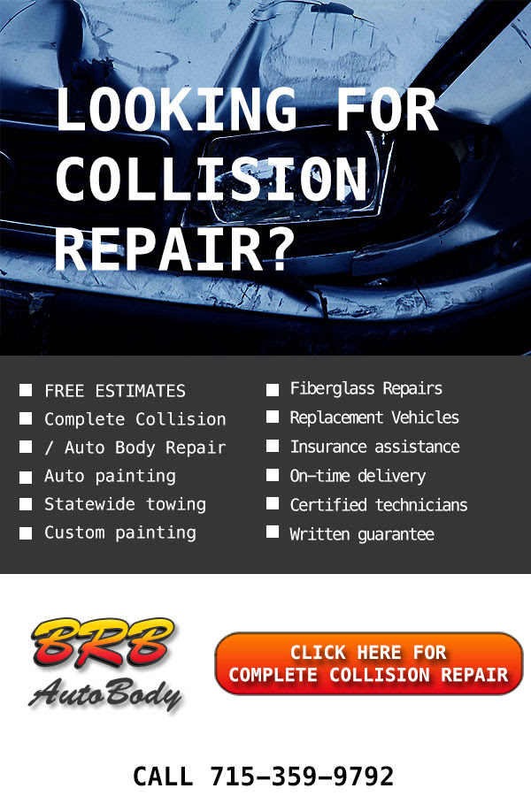 Top Rated! Professional Dent repair in Rothschild