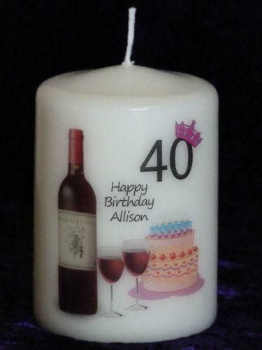 Personalised Christmas Candles   eBay