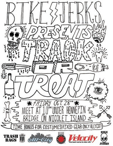 Track or treat 5