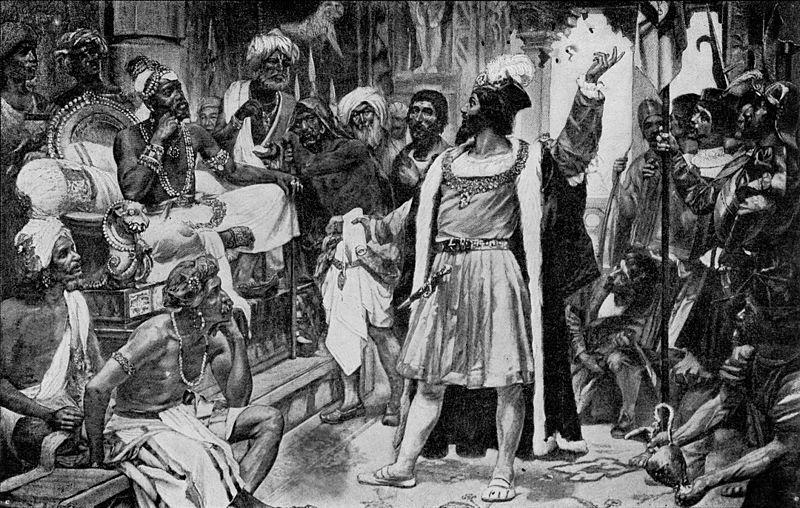 File:Vasco da Gama entrega a carta do rei Dom Manuel I de Portugal ao Samorim de Calicute.jpg