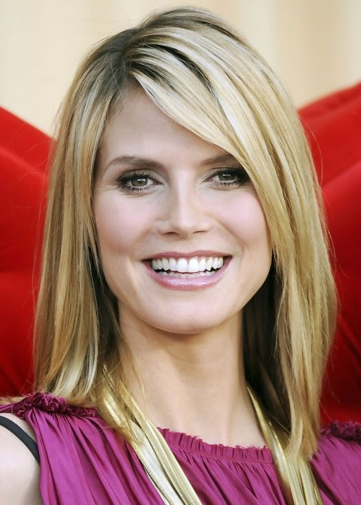 2014 Ombre Hairstyles Medium Hair Styles With Bangs Popular Haircuts