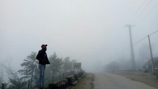 Săn mây ở Đỉnh Quế - Sa Pa miền Trung - Ảnh 5.
