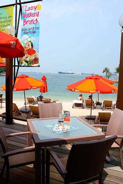 Club Islander is a beach bar