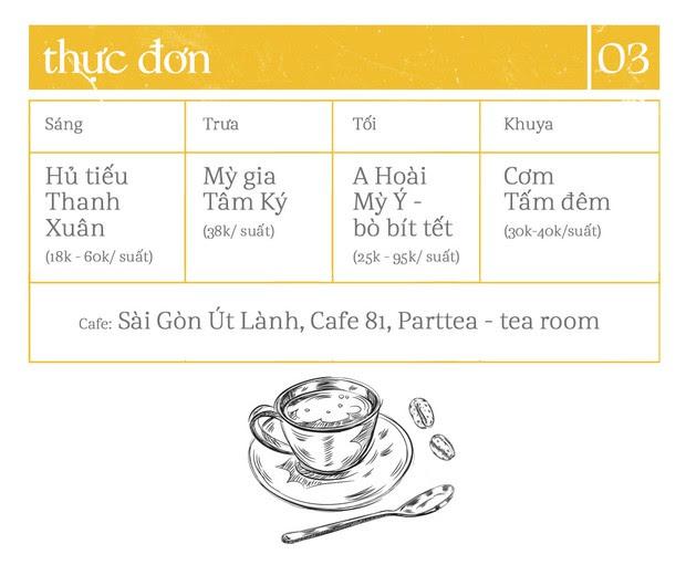 Thực đơn 1 ngày ở Sài Gòn: Ăn gì để bao no mà lại ra chất Sài Gòn? - Ảnh 11.
