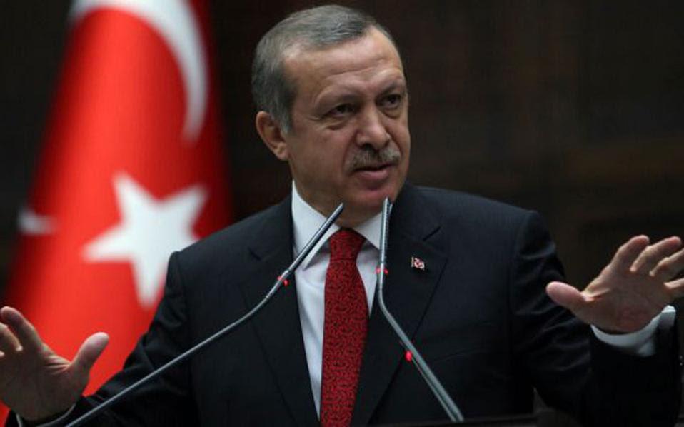 Ο Ερντογάν στο ναρκοπέδιο της Συρίας