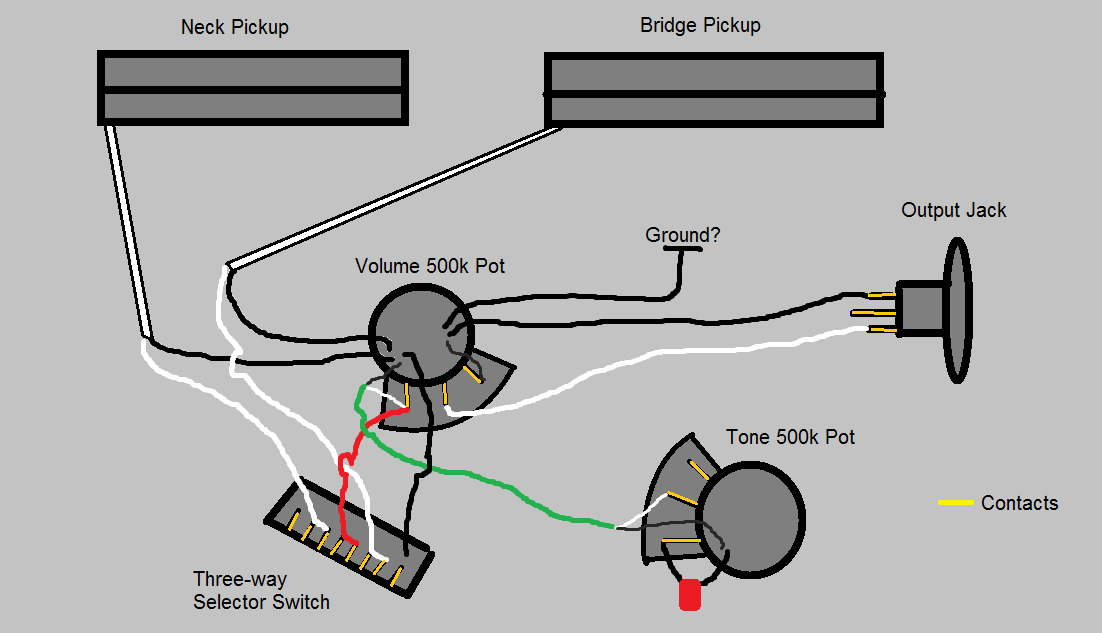 Esp Pickup Wiring Diagram