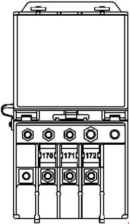 Mercedes Benz E Class W212 2009 2016 Fuse Box Diagram Auto Genius