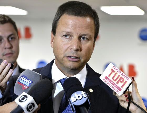 Claudio Lamachia, presidente da OAB (Foto: Agência Brasil)