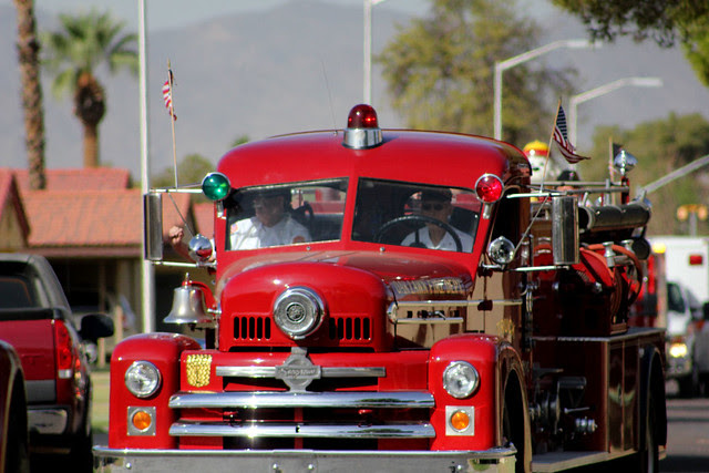 Luke AFB Fire Safety Parade