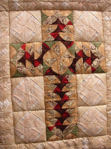 "Quilt:  ""Byzantine Gypsy""  by Pam Peterson"