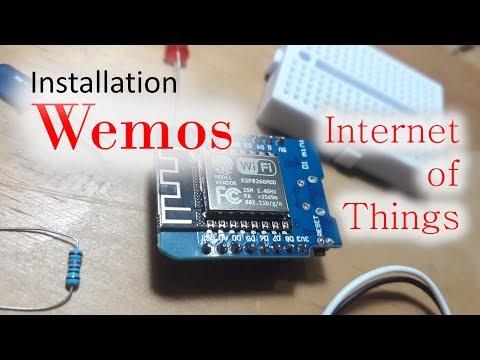 Cara Menggunakan Wemos D1 Mini dan RemoteXY Sebagai IoT (Internet of Things)