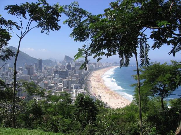 Ipanema Beach, Rio De Janeiro, Brazil 2 South American Beaches