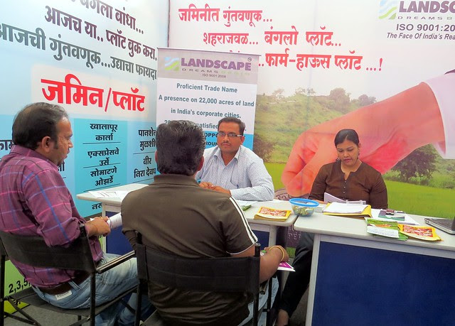 www.landscapeindia.org Landscape - 94.3 Radio One Pune  'Dream Property Expo' - Pune Property Exhibition - 30th November & 1st December 2013 at Ramee Grand Hotel, Apte Road, Pune