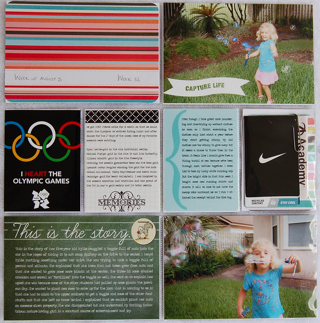 Project Life Week 32 page 1.jpg