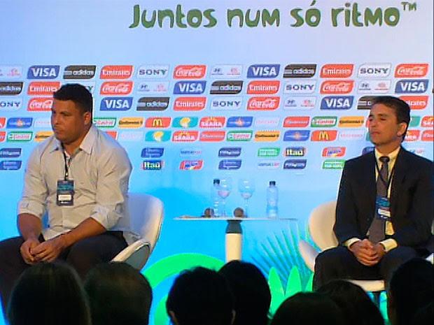 Programa de Voluntariado da Copa do Mundo é lançado em Salvador (Foto: Imagem/ TV Bahia)
