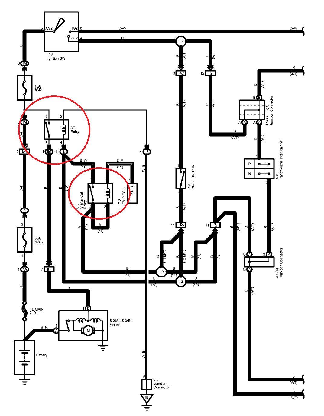31 2005 toyota corolla fuse box diagram