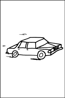 malvorlagen autos kostenlos - vorlagen zum ausmalen gratis ausdrucken