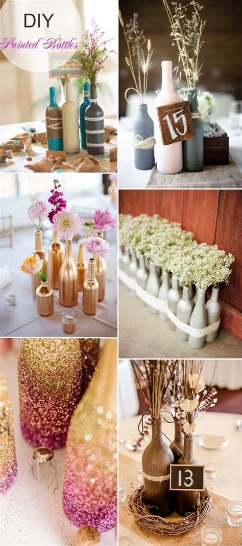 Ideas: Amazing Wedding Centerpieces On A Budget For