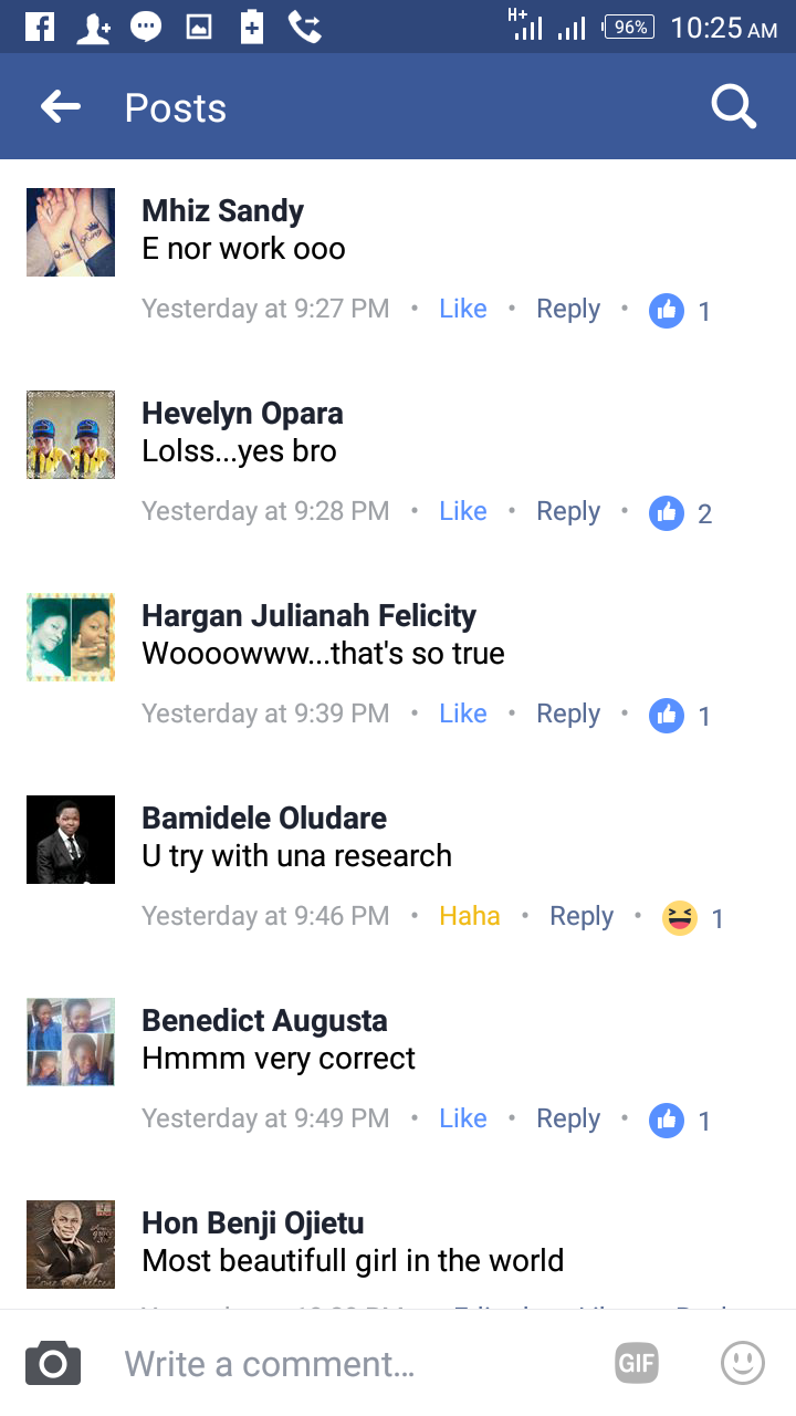 Comments For Beautiful Girl Pic On Fb Daily Health