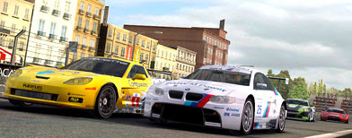 Real Racing 2 HD. (Courtesy Firemint)