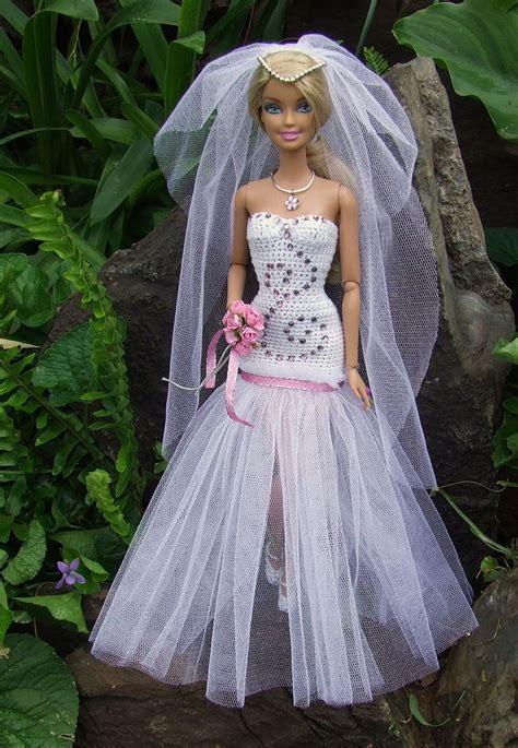 17 Best images about barbie wedding dress on Pinterest