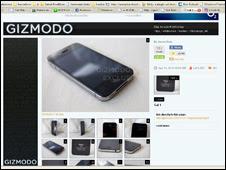 Imagenes cortesía del blog Gizmodo