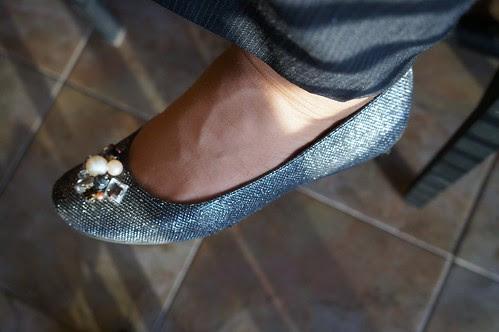 Sparkly Shoe