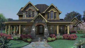 Gaya Desain Rumah Minimalis Modern 2 Lantai Terbaru