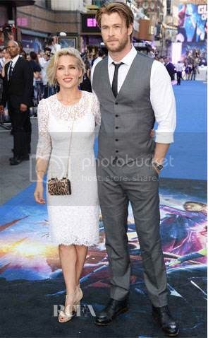 'Guardians Of The Galaxy' London Premiere Fashion Round Up photo Elsa-Pataky-In-Dolce-Gabbana-and-Chis-Hemsworth-Guardians-Of-The-Galaxy-London-Premiere_zps8824811e.jpg