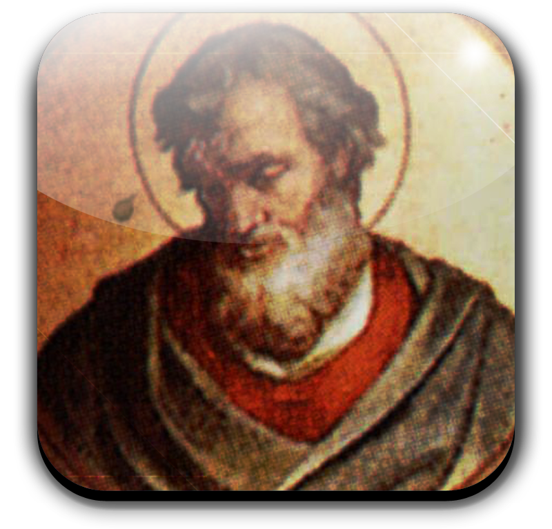 IMG ST.  ANICETUS, Pope Martyr