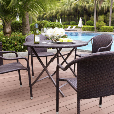 Crosley Palm Harbor 5-pc. Patio Dining Set - JCPenney