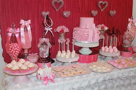 Sweetheart Birthday Party Ideas   Photo 1 of 32   Catch My
