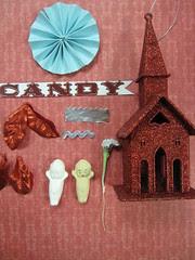 Valentine Kewpie House Kit Basics! 3