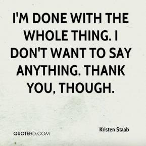 Kristen Staab Quotes Quotehd