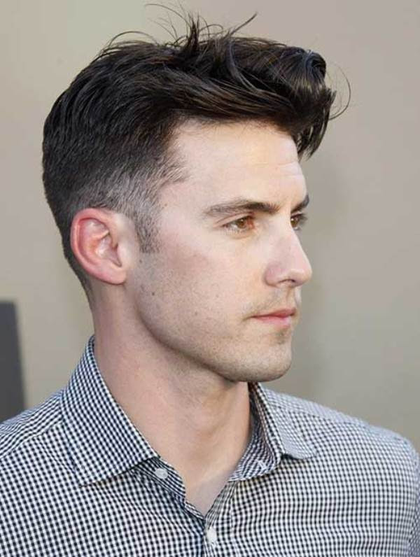 25 Trendy Business Hairstyles For Men To Impress - Styleoholic
