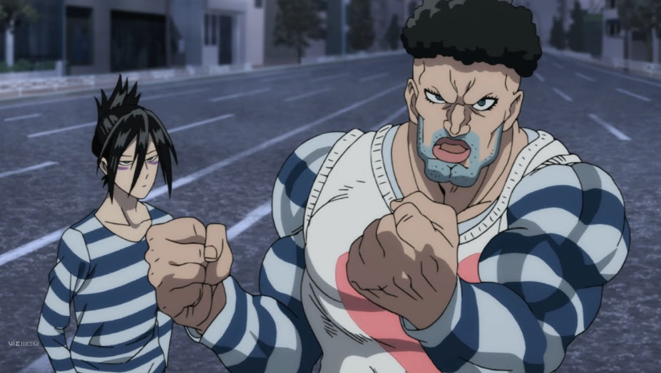 One Punch Man Episode 8 Review The Geek Girl Senshi