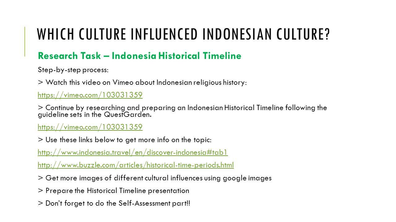 Indonesian Cultural Diversity  ppt video online download