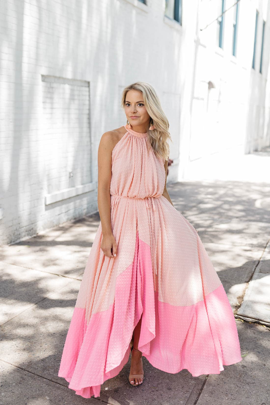summer wedding guest dress  styled snapshots
