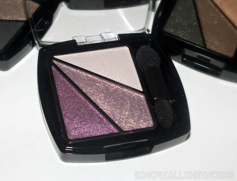 Avon Eye Dimensions Eyeshadow- Sweetheart Plum (2)