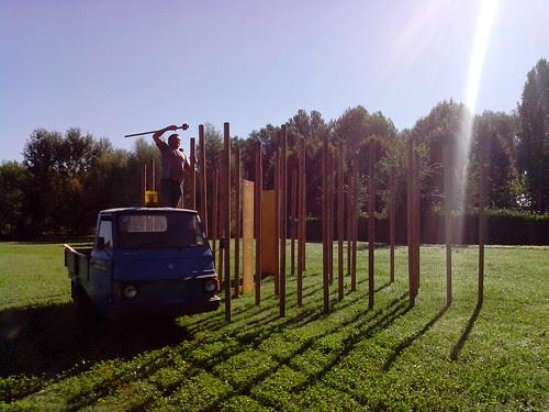 Reccuperando la Foresta Sensoriale by Ylbert Durishti