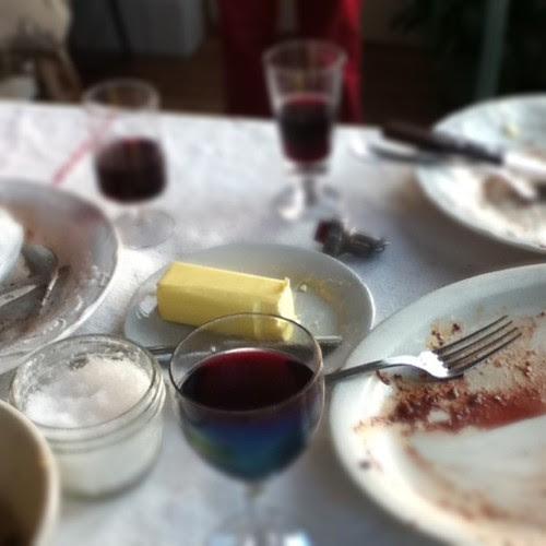 Sunday dinner. by tweetsweet
