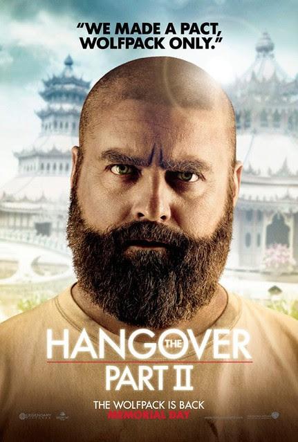 Hangover Part II poster
