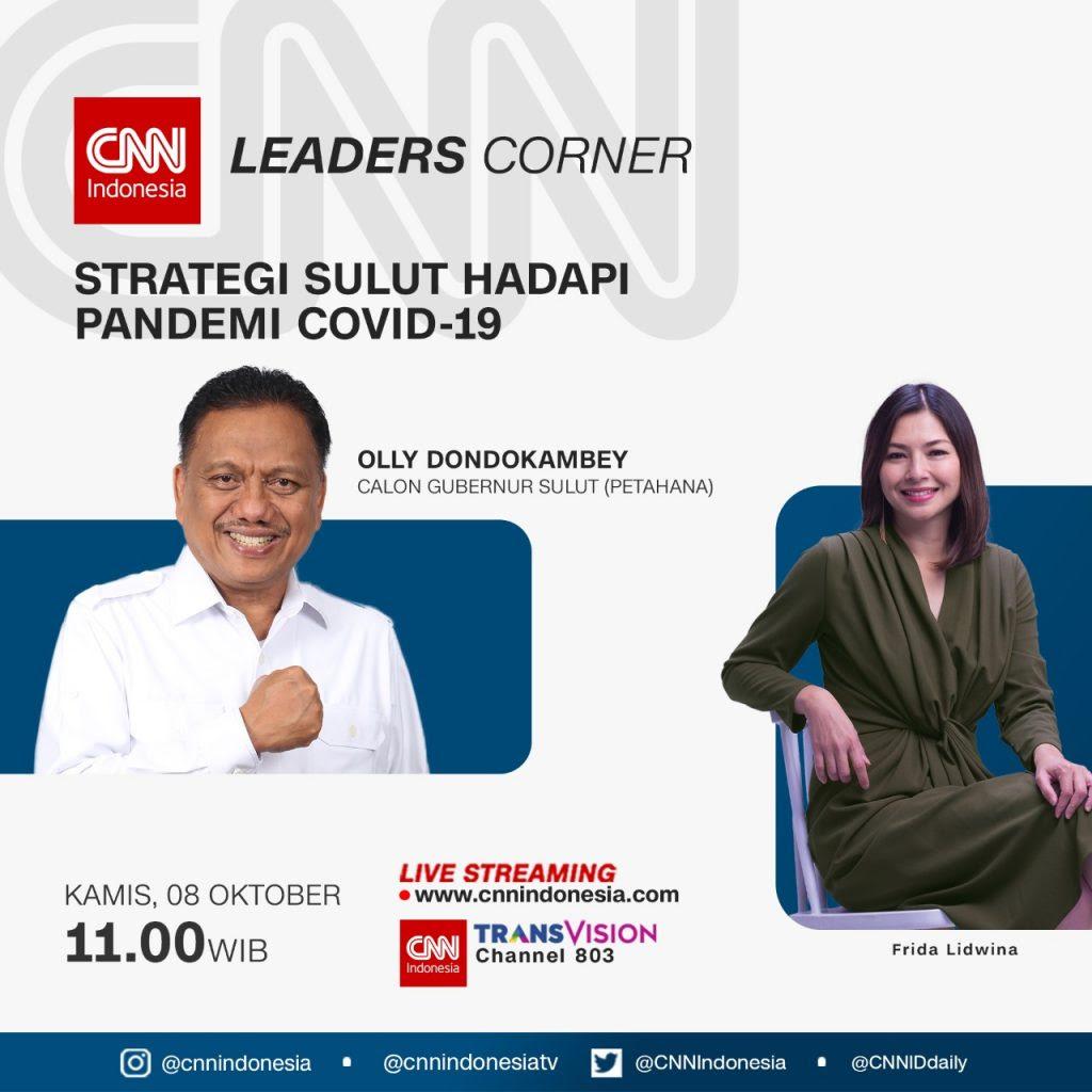 Jadi Inspirasi di Tengah Pandemi, CNN Indonesia Live ...