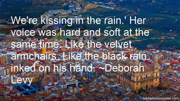 Kissing In The Rain Quotes Best 10 Famous Quotes About Kissing In